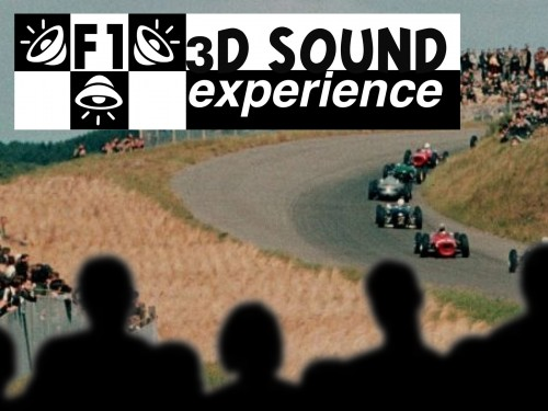 F1 3D Sound Experience